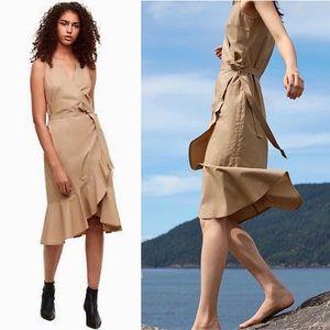 Aritzia BABATON Whitlaw Dress